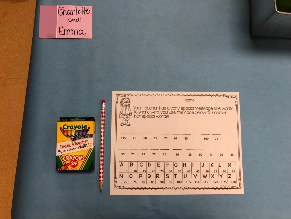 first day of school – Florida Farmhouse Teacher